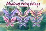 Medieval Fairy Wings