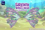 Sirenix Wing Base
