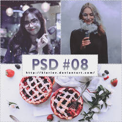 #08 PSD COLORING BUBBLE PURPLE by KlarieV
