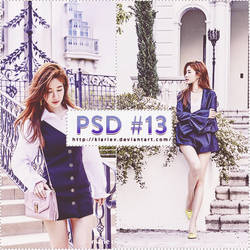 #13 PSD COLORING by KlarieV