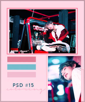 #15 PSD COLORING BY KLARIEV