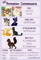 Animation Commissions! [closed!] by Jay-Pines