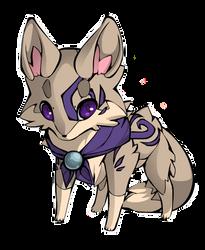 (Plum) Wolf Adopt {Closed} by UnicornDrawsXX