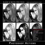 Black and White Pro Pack v001