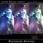 Fantasy Wedding Portrait