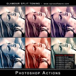 Glamour Split Toning Pro Pack