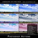 Landscape EFX Pro Pack v001