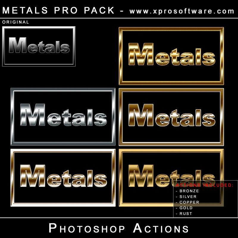 Metals Pro Pack v001