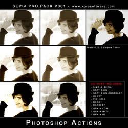 Sepia Pro Pack v001