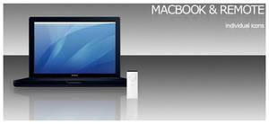 Macbook and remote iKons