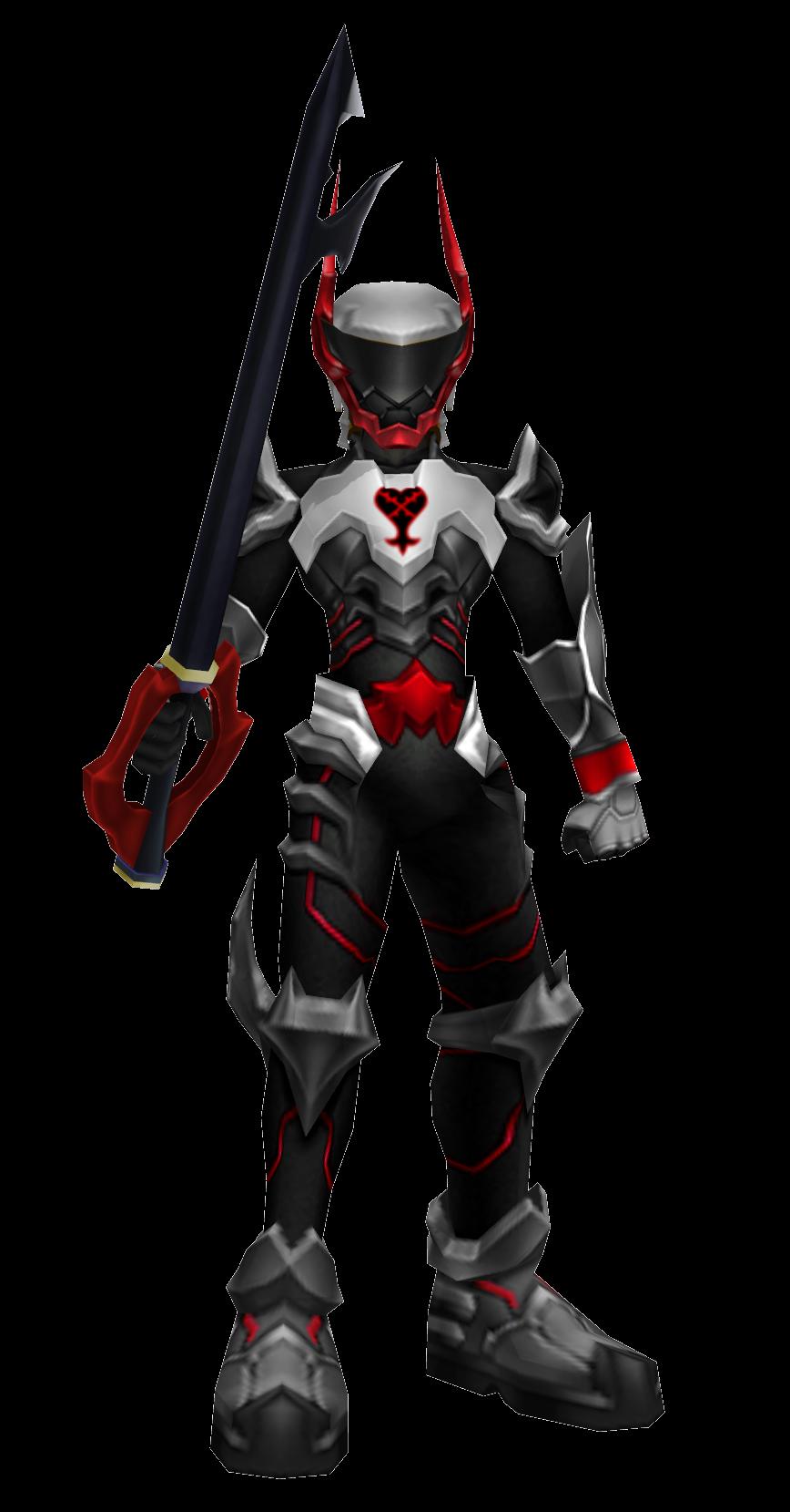 KH3 MMD Dark Keyblade Knight DL by todsen19 on DeviantArt
