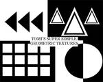 ReignLee's Super Simple Geo Textures
