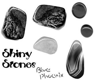 Shiny Stones PS7 Brushes by bluephoenixbrushes
