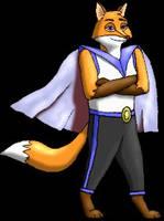 BeaT the Fox Shaded by Beatfox