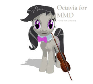 Octavia for MMD