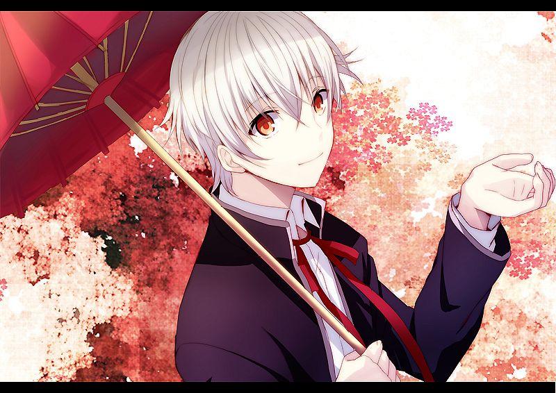K Anime Characters Shiro : Yashiro isana reader king shiro by kawaii joker on