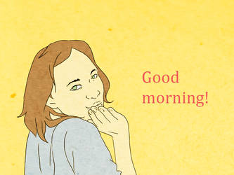 Good morning by putrithewicked