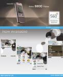 Nokia 8800 Theme