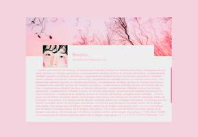 plantilla / template .psd #003 by ibronka