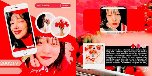 plantilla / template .psd #032 by ibronka