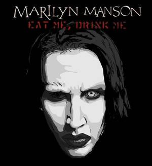 Manson phone screensaver
