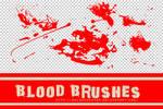 Blood-brushes by salmamokhtar