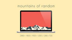 mountains of random