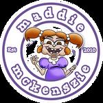 Maddie Mckenszie Circular Logo