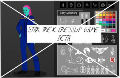 Star Trek Female Dressup PREVIEW by RiseofDarkFire