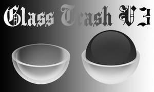 Glass trash v3 by Necro949445