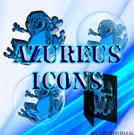 Azureus icons by Necro949445