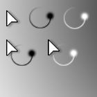 electron cursors by Necro949445