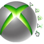 xbox cursor by Necro949445