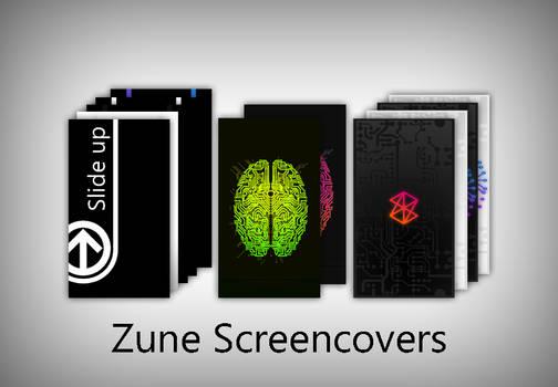 Zune Screencovers