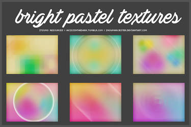 Pastel Texture Pack
