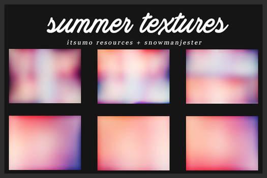 Summer Texture Pack