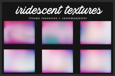 Iridescent Texture Pack