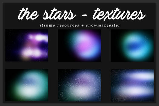 The Stars Texture Pack
