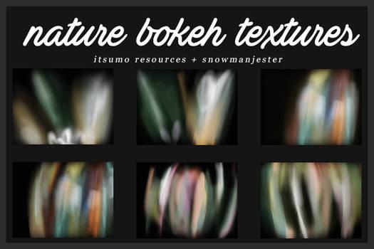 Nature Bokeh Textures