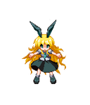 New Reisen SSJ gif - project 2 by Yclan