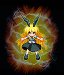 New Reisen SSJ gif - project 2 - v.1 by Yclan
