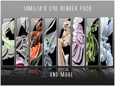 Tamilias c4d Render