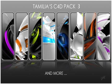 Tamilias c4d Render 3
