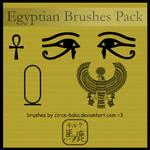 Egyptian Brushes Pack
