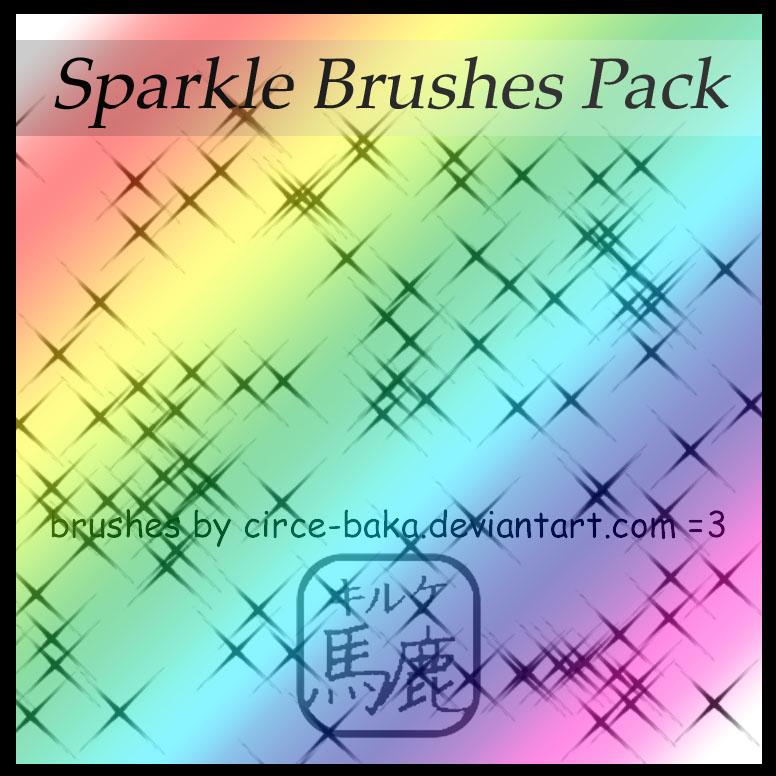 Sparkle Brushes Pack