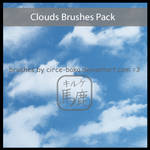 Clouds Brushes Pack