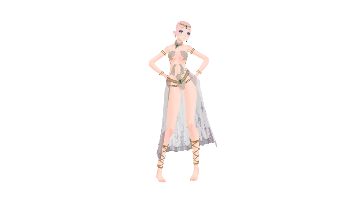 Mmd Model Outfit Commissions 2018 By Chaoskiexwaffle On
