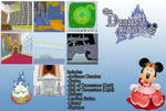 Disney Castle Stages DL