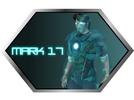 Tony Stark Mk 17 HeartBreaker (FLASH Ani) by oucd45