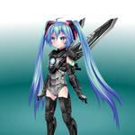 Heartbreaker Armor AP - Suit up Animation by Yozzeh